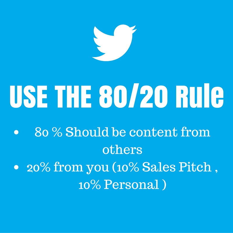 The 80/20 rule_on Twitter #MusicMarketing @tferriere